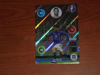 2016 Panini Adrenalyn XL UEFA EURO Shiny LIMITED 1.