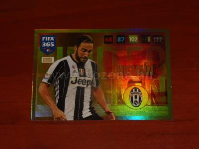 2016-17 FIFA 365 TOP TEAMS Panini Adrenalin XL LIMITED 1.