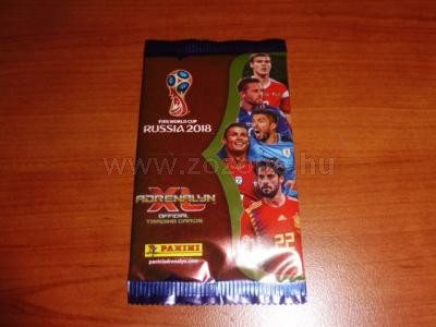 2018 WORLD CUP RUSSIA Panini Adrenalyn XL 1.