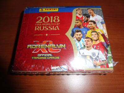 2018 WORLD CUP RUSSIA Panini Adrenalyn XL 1.