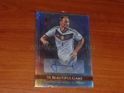 2015 Donruss Soccer THE BEAUTIFUL GAMES AUTO 1.