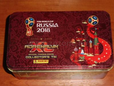 2018 Adrenalyn XL FIFA WORLD CUP RUSSIA 1.