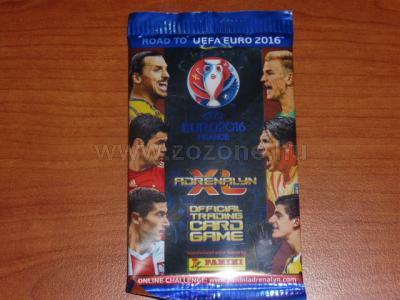2016 Adrenalyn XL ROAD TO UEFA EURO 1.