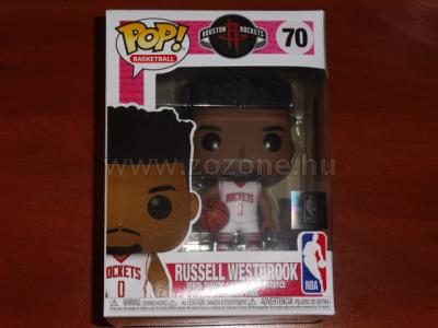 NBA Houston Rockets - Russell WESTBROOK Figura 10cm 1.