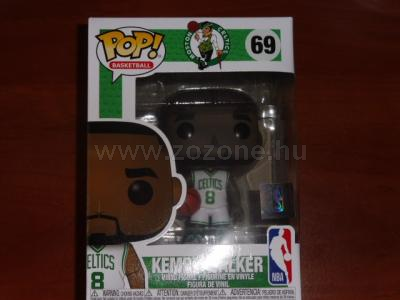 NBA Boston Celtics - Kemba WALKER Figura 10cm 1.