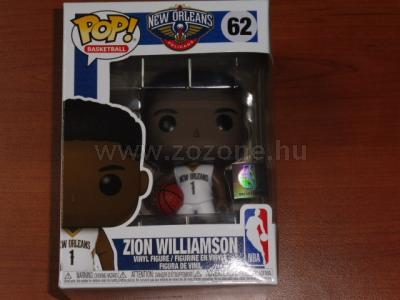 NBA New Orleans Pelicans - Zion WILLIAMSON Figura 10cm 1.
